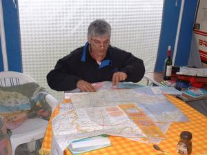 préparation d'épreuve sur la carte au 250 000eme - 315.9ko