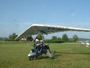 Cristian sur AirBorne XT Tundra 912 avec Gérard son 1er élève - 322.5ko